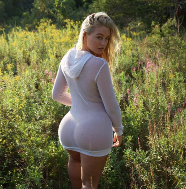 Iskra Lawrence Sexy Videos photo 15