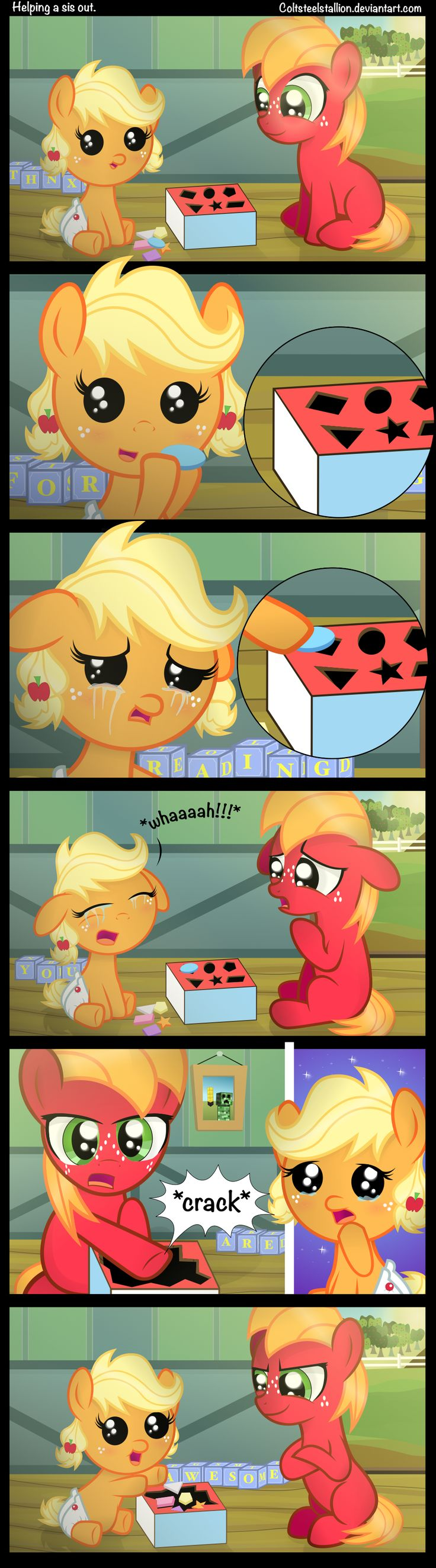 Banned From Equestria Daily Big Mac photo 12