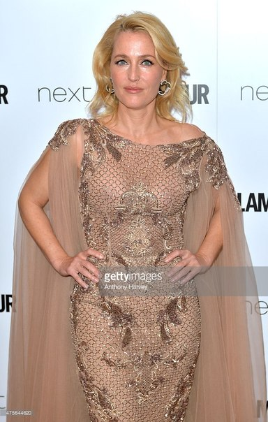 Gillian Anderson Nudography photo 16