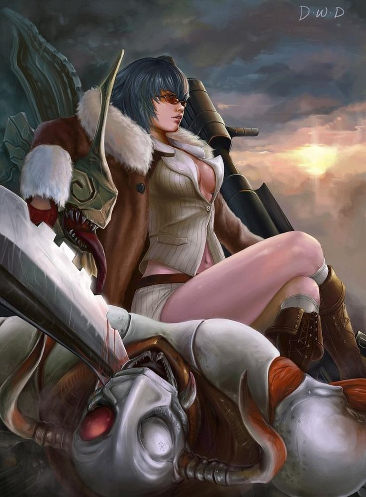 Devil May Cry 4 Porn photo 22