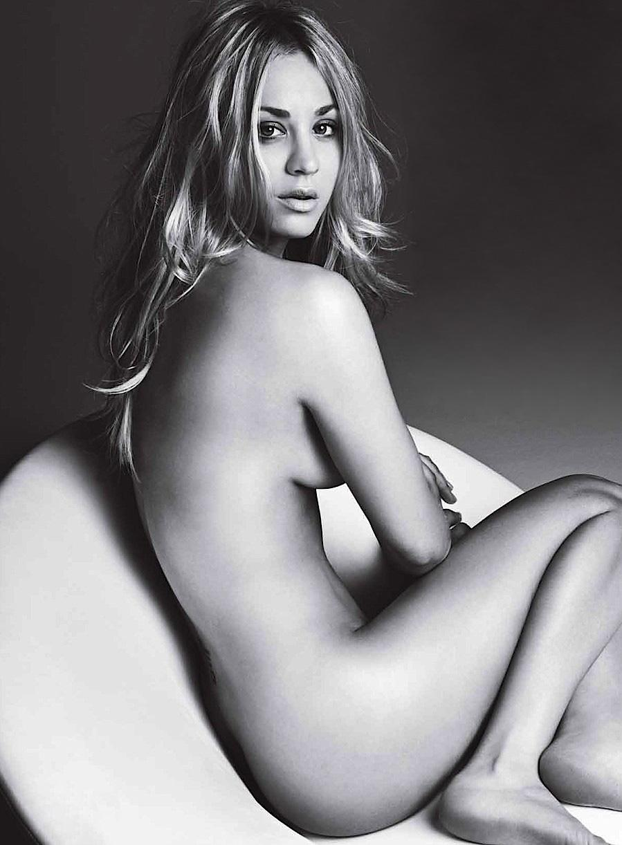 Penny From Big Bang Theory Topless photo 23